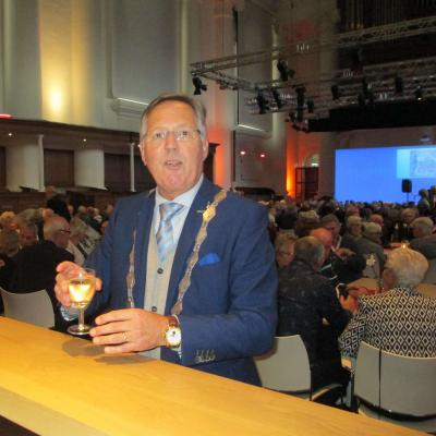 13 November 2017 De Burgemeester In De Bediening